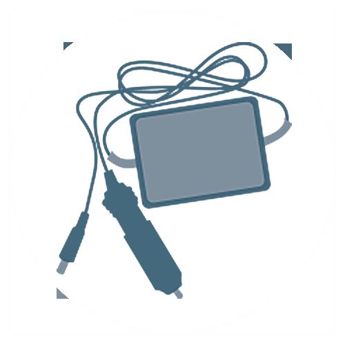 Зарядное устройство для кранового крюка